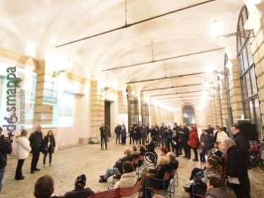 20171127 Installazione carrozzine mostra dismappa Verona 079