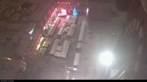 20171210 Piazza Dante Verona neve webcam