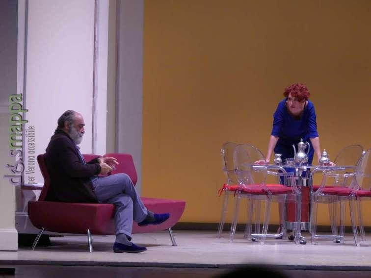 20171212 Alessandro Haber Lucrezia Lante Della Rovere teatro Verona ph dismappa 402