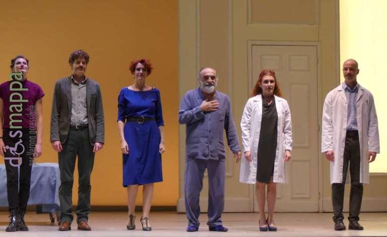 20171212 Alessandro Haber Lucrezia Lante Della Rovere teatro Verona ph dismappa 468