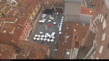 20180213 Piazza Dante cuore San Valentino Verona in love webcam 01