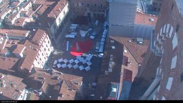 20180213 Piazza Dante cuore San Valentino Verona in love webcam 03