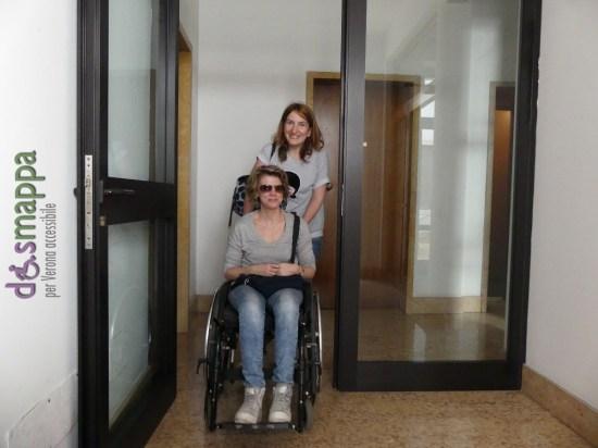 Manuela e Marina testimoni di accessibilità dopo aver alloggiato a Casa disMappa 2