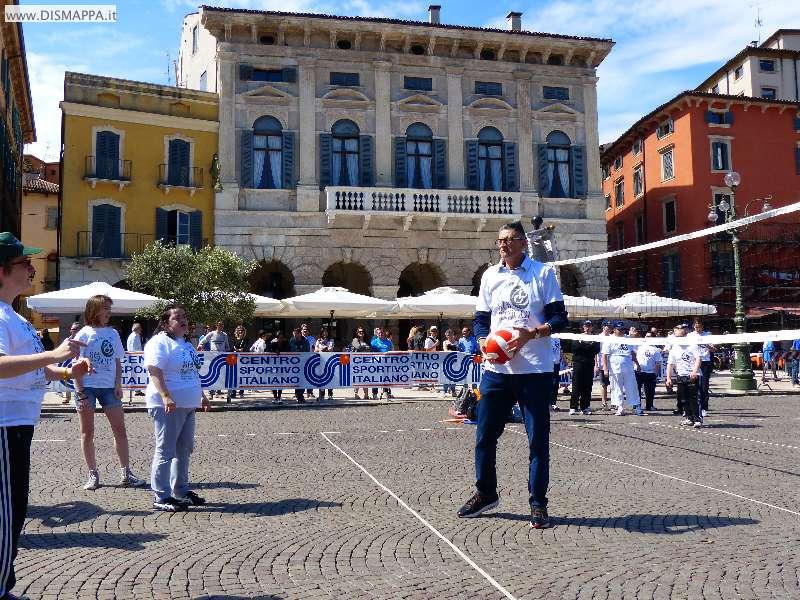 disMappa Verona - Andrea Lucchetta a La Grande Sfida