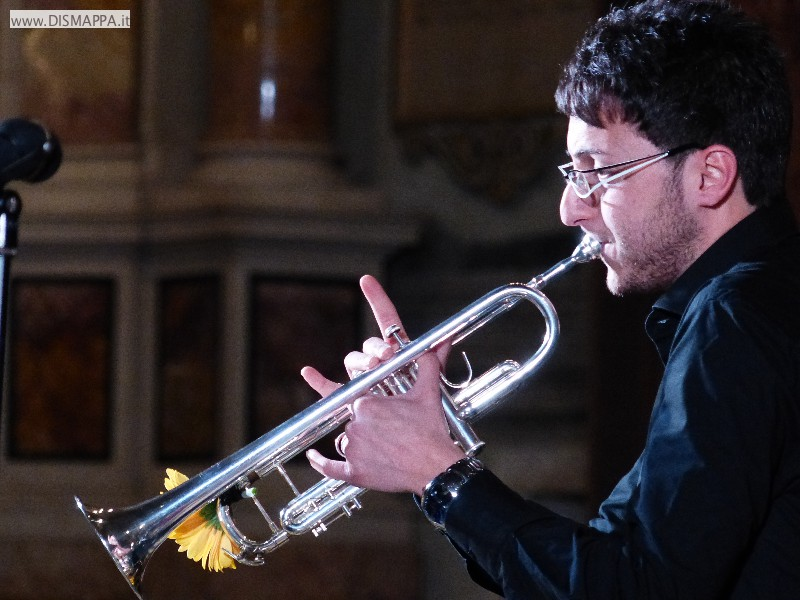 Gerbera Gialla a Verona - Concerto per le vittime di mafia