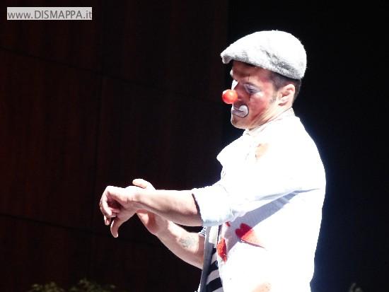I clown di Parada a Verona