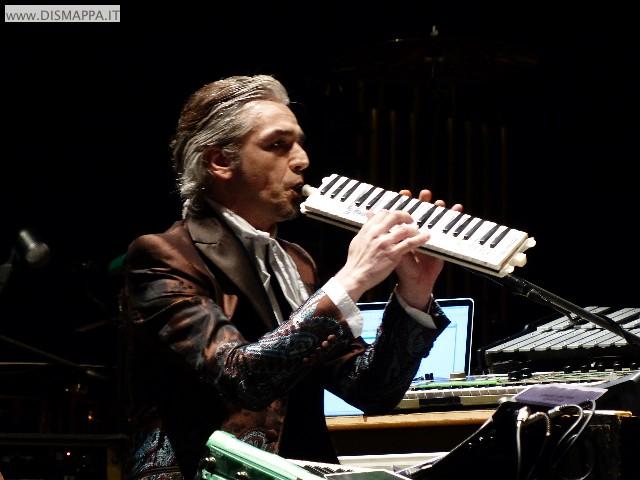 Concerto Morgan @ Teatro romano di Verona