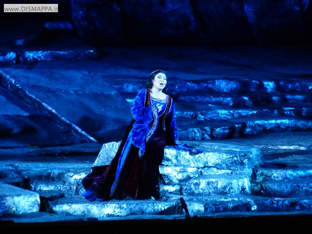 Il Trovatore di Giuseppe Verdi - Arena di Verona - Festival del centenario