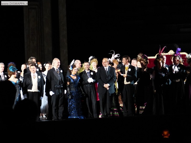 Gala Verdi all'Arena di Verona - Applausi per La traviata