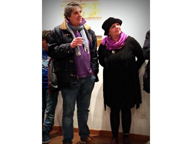 Vernissage mostra cArte di viaggio -  Verona