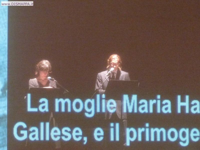 Giulia Cailotto e Paolo Valerio