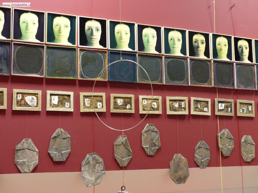 Mostra di arte contemporanea al Museo africano di Verona Opere di Kikoko e Longinos Nagila