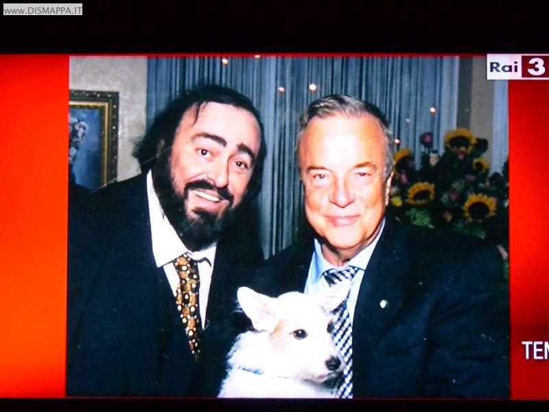 AMO Pavarotti - Luciano Pavarotti con Franzo Zeffirelli