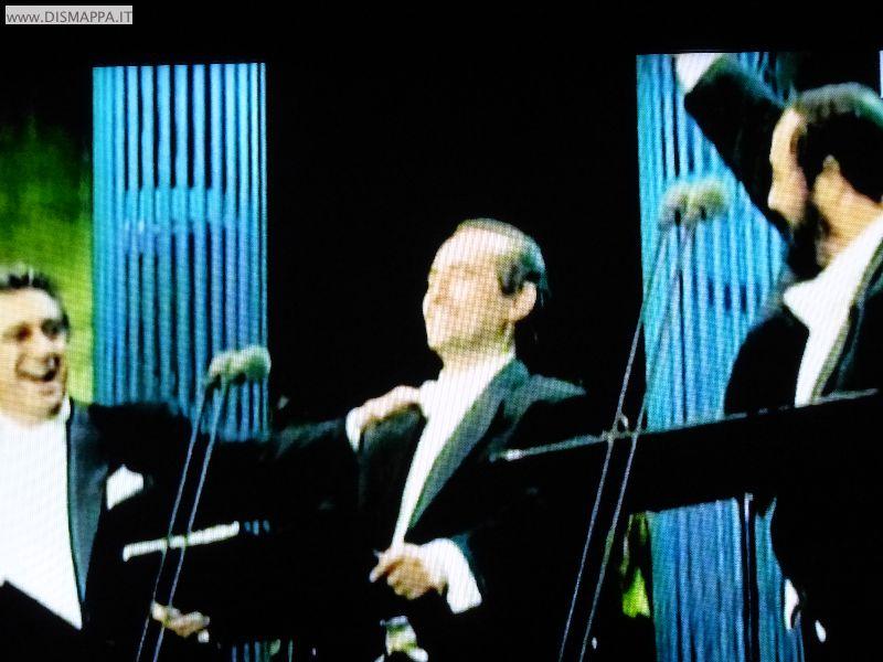 AMO Pavarotti - Con Domingo e Carreras