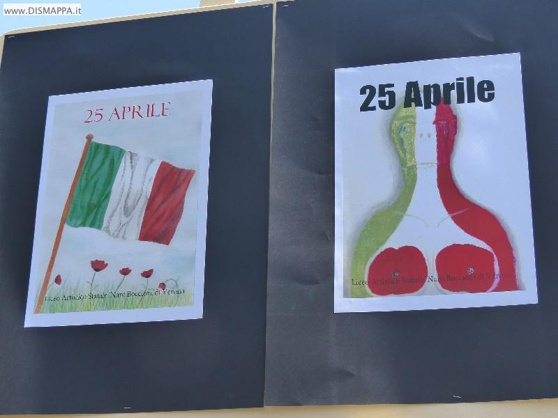 Mostra 25 aprile Piazza Bra Verona