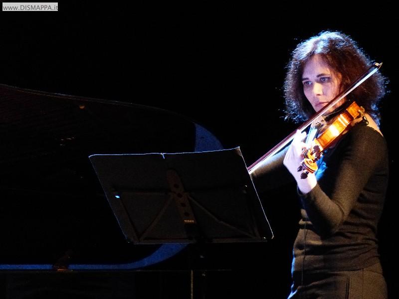 Maria Vicentini – violino