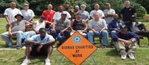 Dismas Charities Sioux City Clean-Up At Saturday In The Park