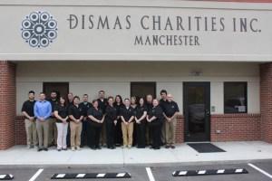 Dismas Charities Newest Center In Manchester Kentucky Holds Open House