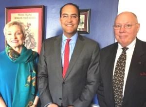 Dismas Charities Officials Visit U.S. Congressman Hurd