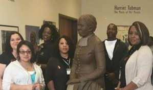Dismas Charities Macon Staff, Residents Tour Harriet Tubman Museum