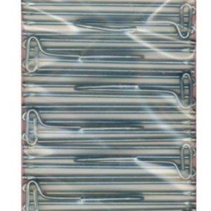 Ganchos cortina metal (centro)