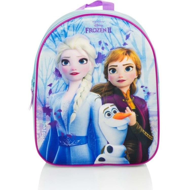 Disney Frozen rugtas/rugzak 3D voor meisjes