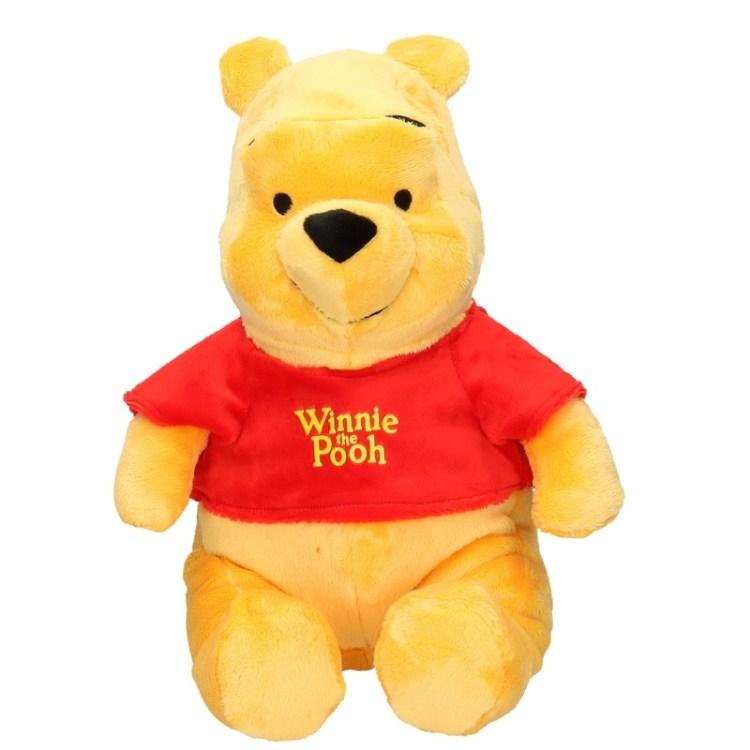 Disney Winnie the Pooh knuffel 43 cm speelgoed