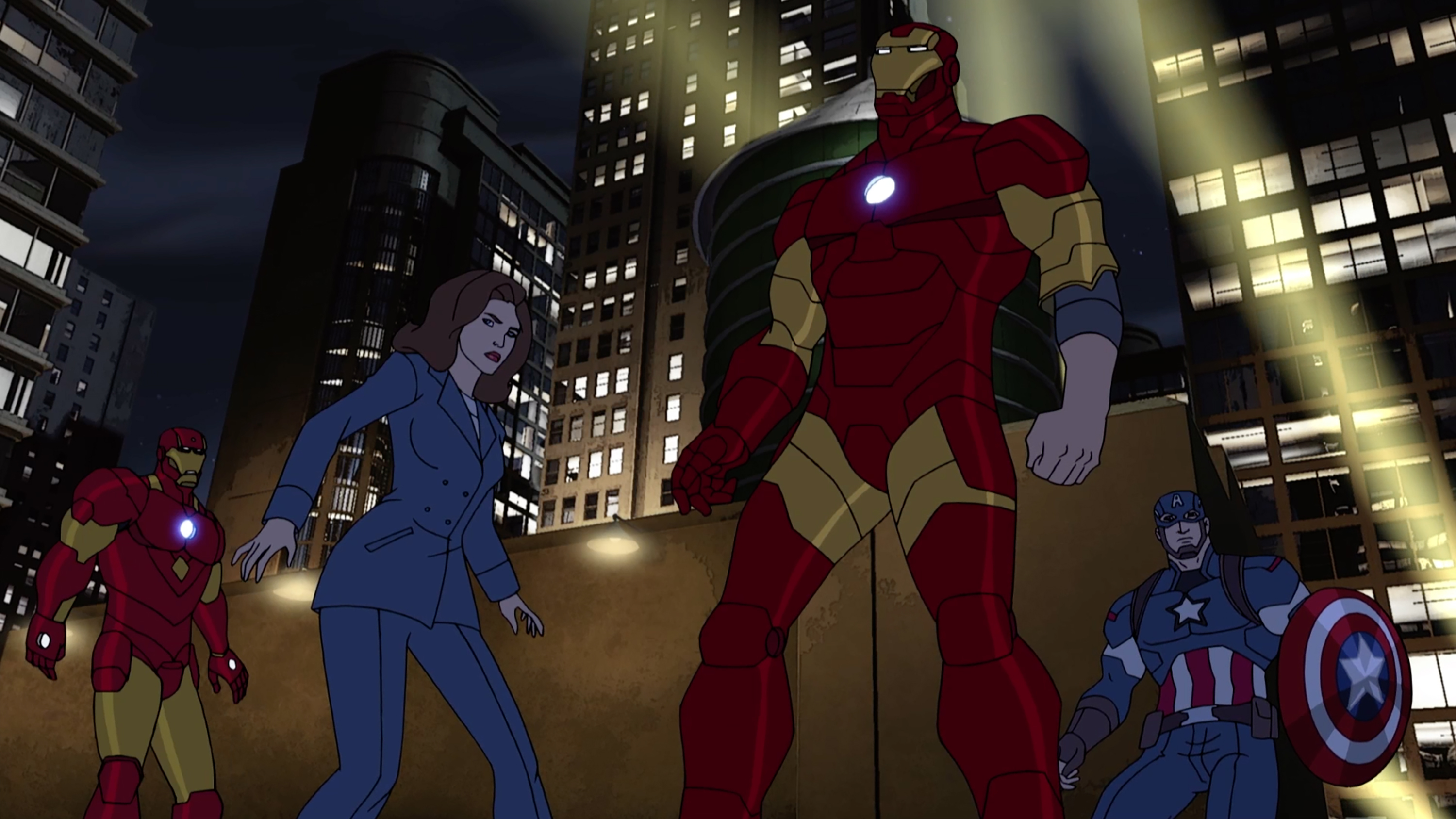 Image result for Avengers Assemble New Year's Resolutions