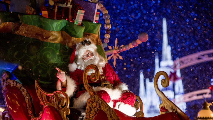 What Time Does Mickey's Very Merry Christmas Party Start, and When ...