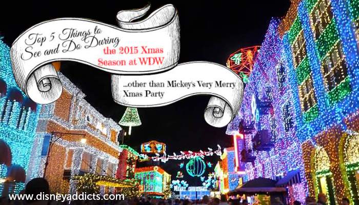 if you have ever heard of the mickeys very merry christmas party or attended this fabulous event in the past you probably know that it requires a separate - Disney Christmas 2015
