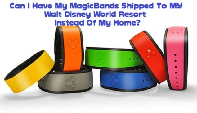 MagicBand Colors