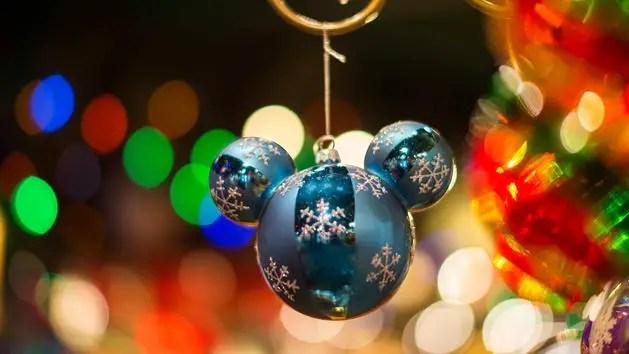 WDW Christmas Decorations
