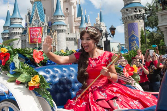 Disney Opening