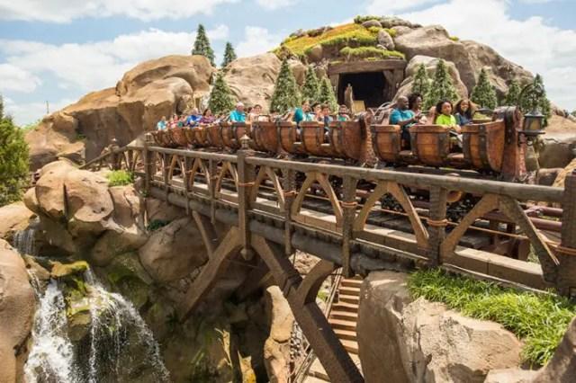 Our 5 Favorite Thrill Rides At Walt Disney World 2