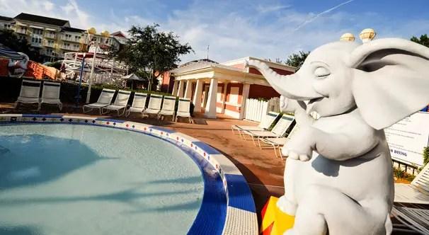 WDW Best pools