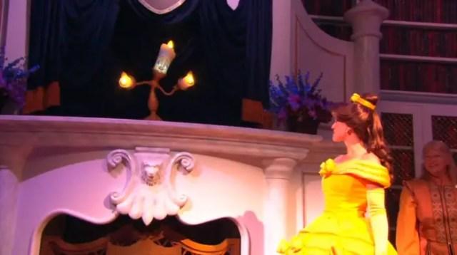 Disney World Beauty and the Beast
