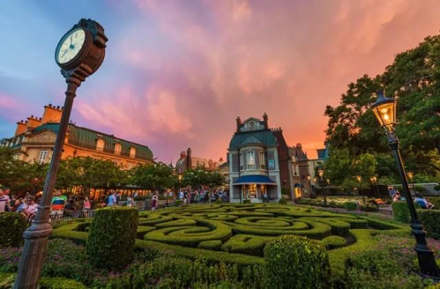 Walt Disney World Beauty and the Beast