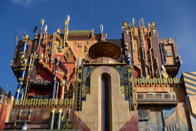 Guardians of the Galaxy- Mission: BREAKOUT!