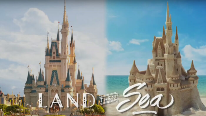 How Do I Book A Land And Sea Package With Disney