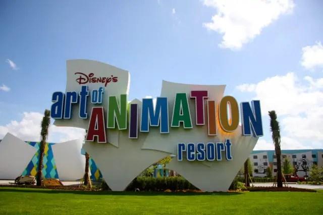 2017 Disney Resort Refurb