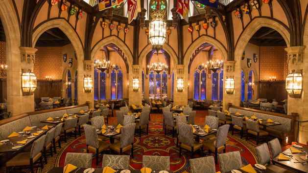 10 of the Hardest To Get Dining Reservations at Disney World 1