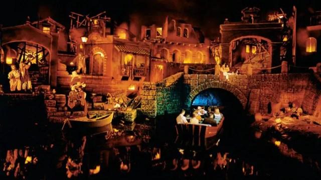 Disneyland Cool Down