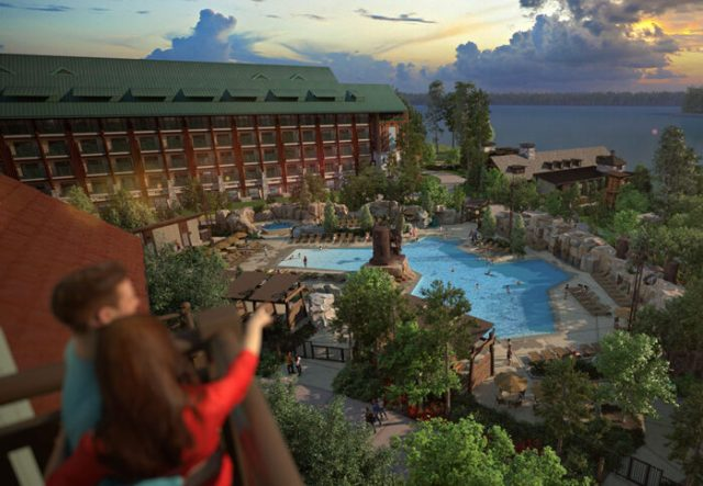 Wilderness Lodge Fun Facts