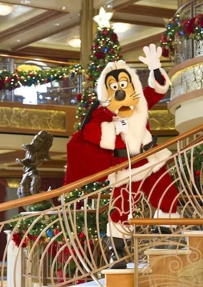 disney cruise line christmas