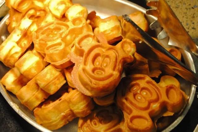 Top 7 Breakfast Spots at Walt Disney World 1