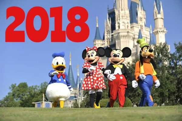 10 Things Those Planning a 2018 Walt Disney World Vacation Should Know 1