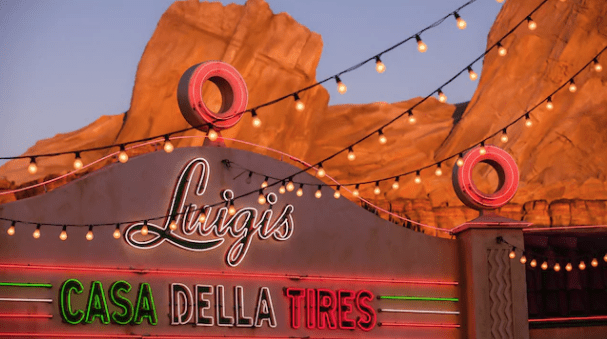 6 Reasons Why Cars Land Is One of Our Favorite Places to Be at Christmas 1