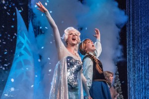 frozen sing along review