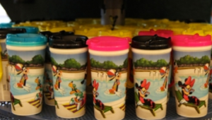 Rapid Refill Mugs also make good to-go containers for the park, to save money on drinking alcohol at disney