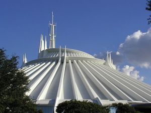 Space Mountain is one of the best Disney World rides for adults
